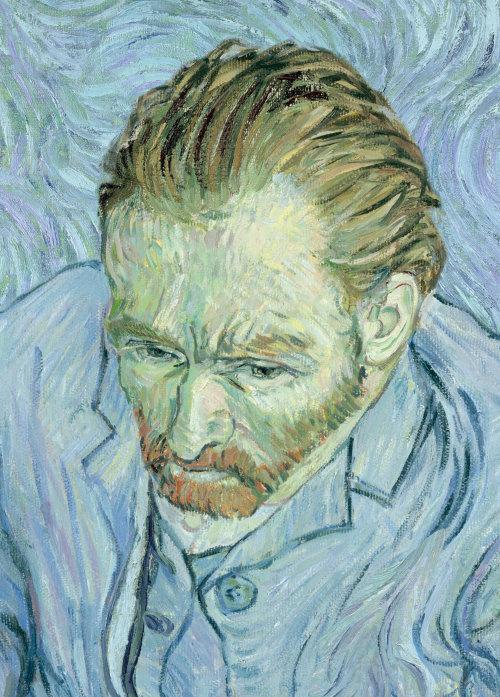 Illustration de personnes au visage poilu