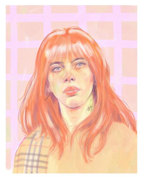 Art of Woman portrait