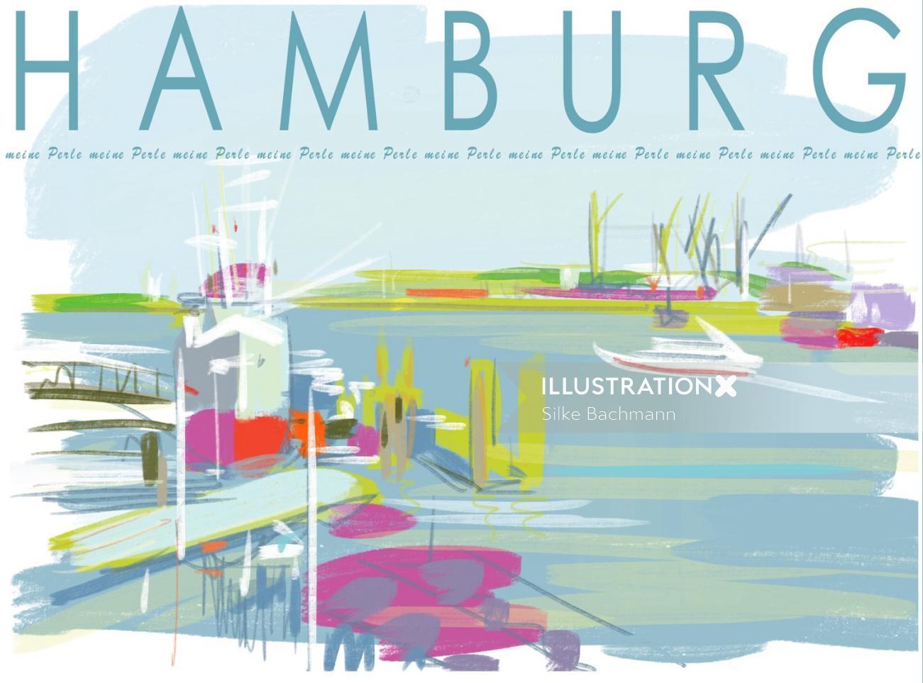 Hamburg architecture design