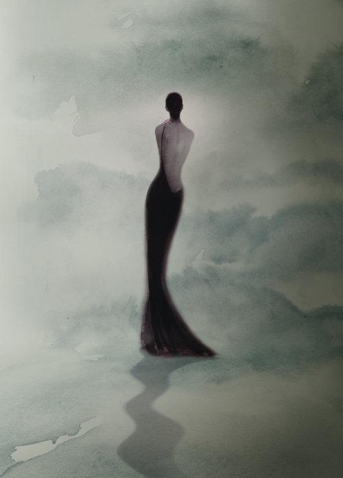 Mode femme de dos