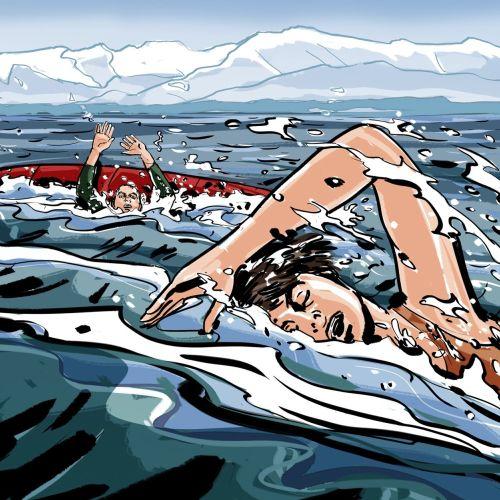 Silke Bachmann Storyboard