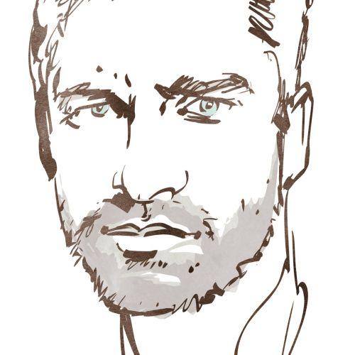 Line Art By Silke Bachmann Illustrator
