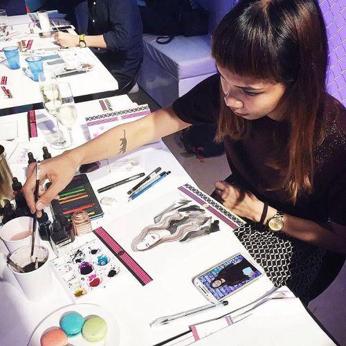 Soleil Ignacio Live Event Drawing