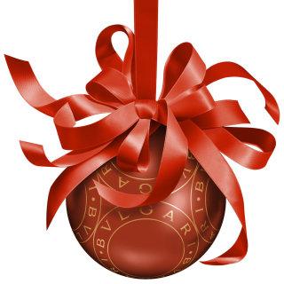 Christmas bauble decorative design