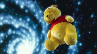 Fantasy Illustration of Teddy Bear