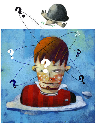 philosophy, man, dove, asking,query, pigeon, hat