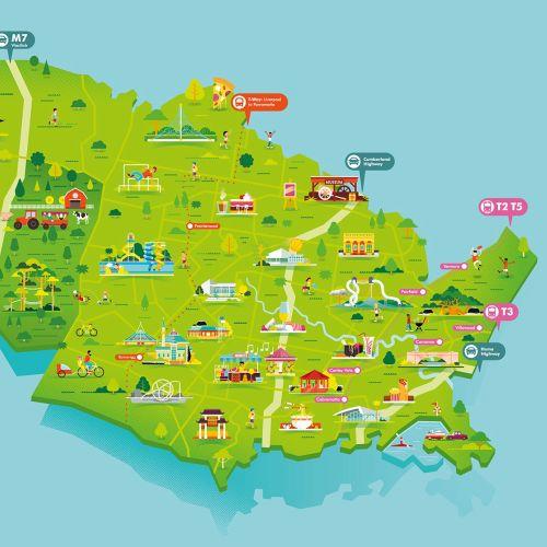 Stuart Holmes Maps