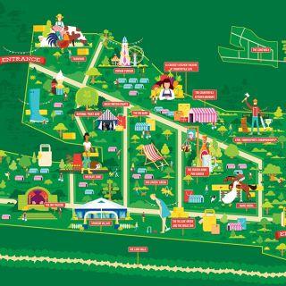 Stuart Holmes Places & Locations