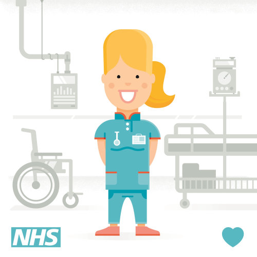 Character Design NHS Love