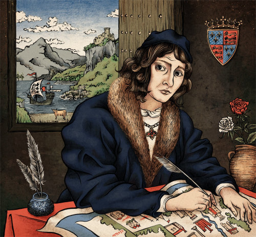 John Hardyng a 15th-century spy and cartographer