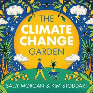 The climate change Garden magazine cover
