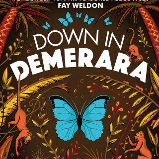 Magazine cover Down in Demerara