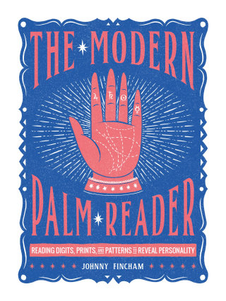 The Modern Palm reader book cover