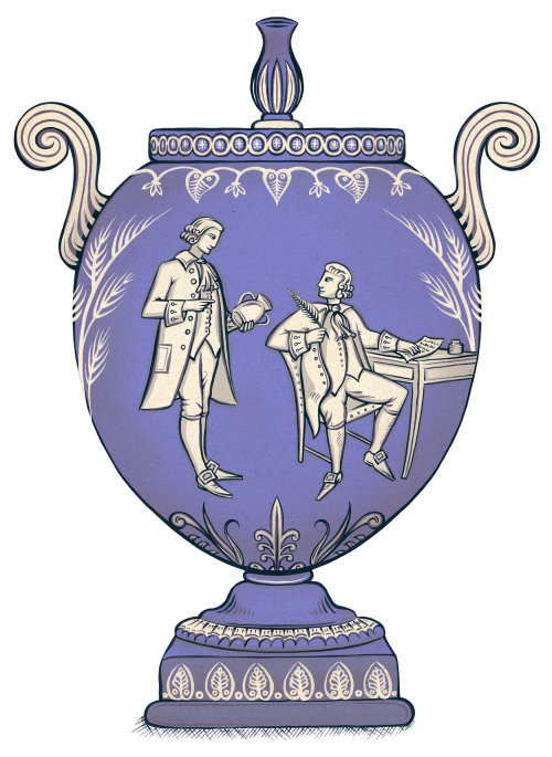 Josiah Wedgwood's right-hand man