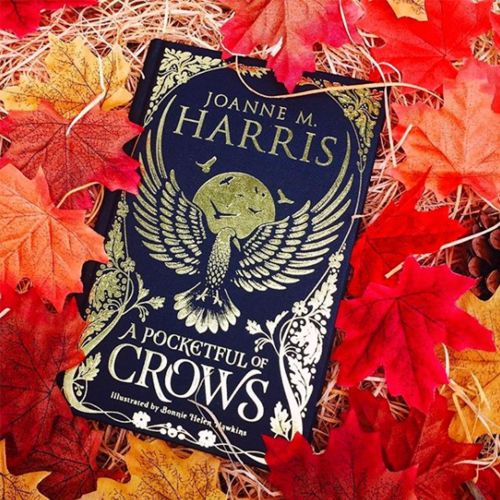 Book Covers A pocketful of crows