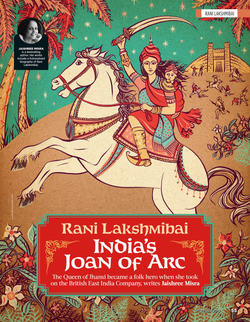 Editorial india's joan of arch