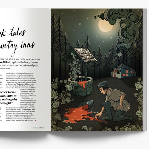 Editorial Dark tales from country inns