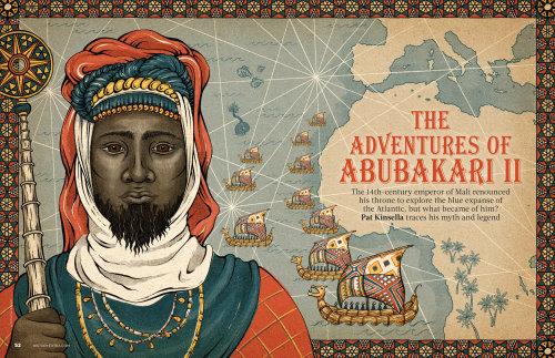 Historical abubakari II