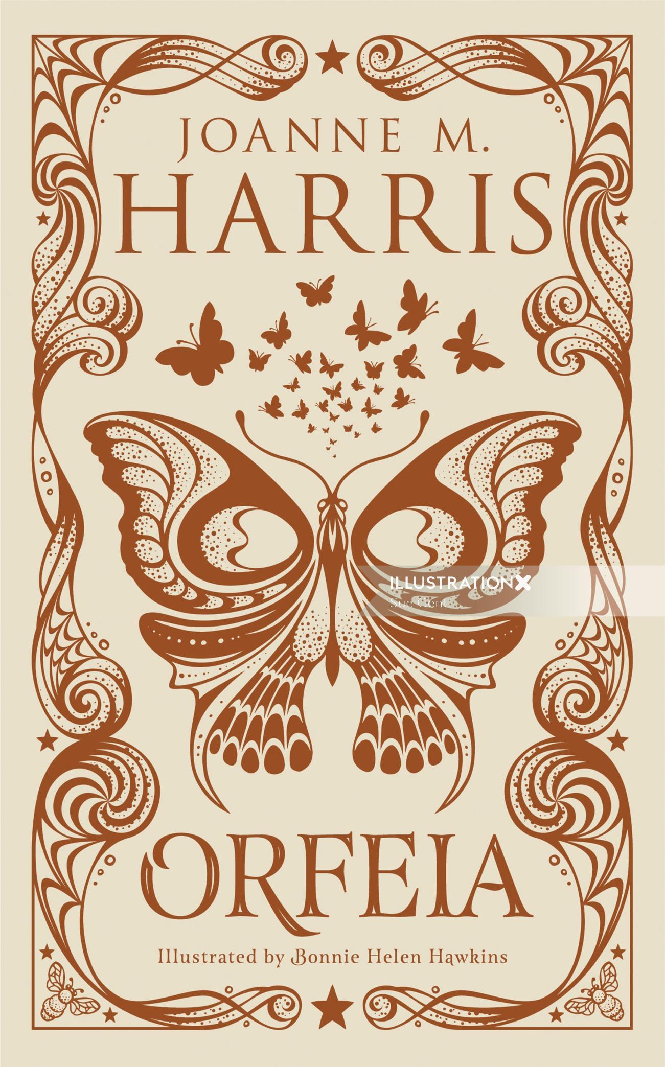 Graphic Harris Cover