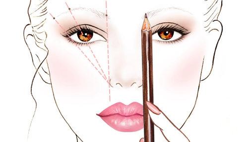 Création de la vidéo d'animation parfaite pour les sourcils