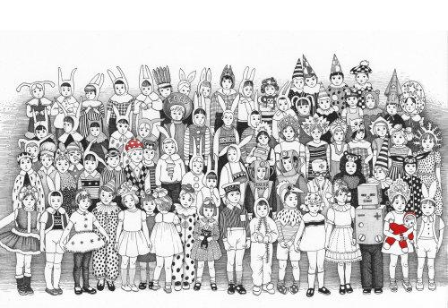 """Arte da capa do livro """"Como lidar com uma criança"""""""
