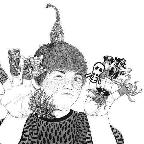 Sveta Dorosheva Decorative & Children's book illustrator. Israel
