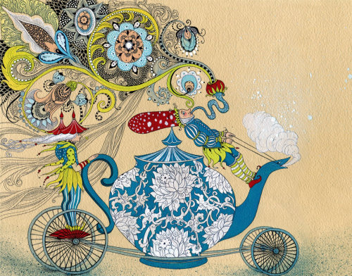 Uma ilustração de uma lâmpada mágica