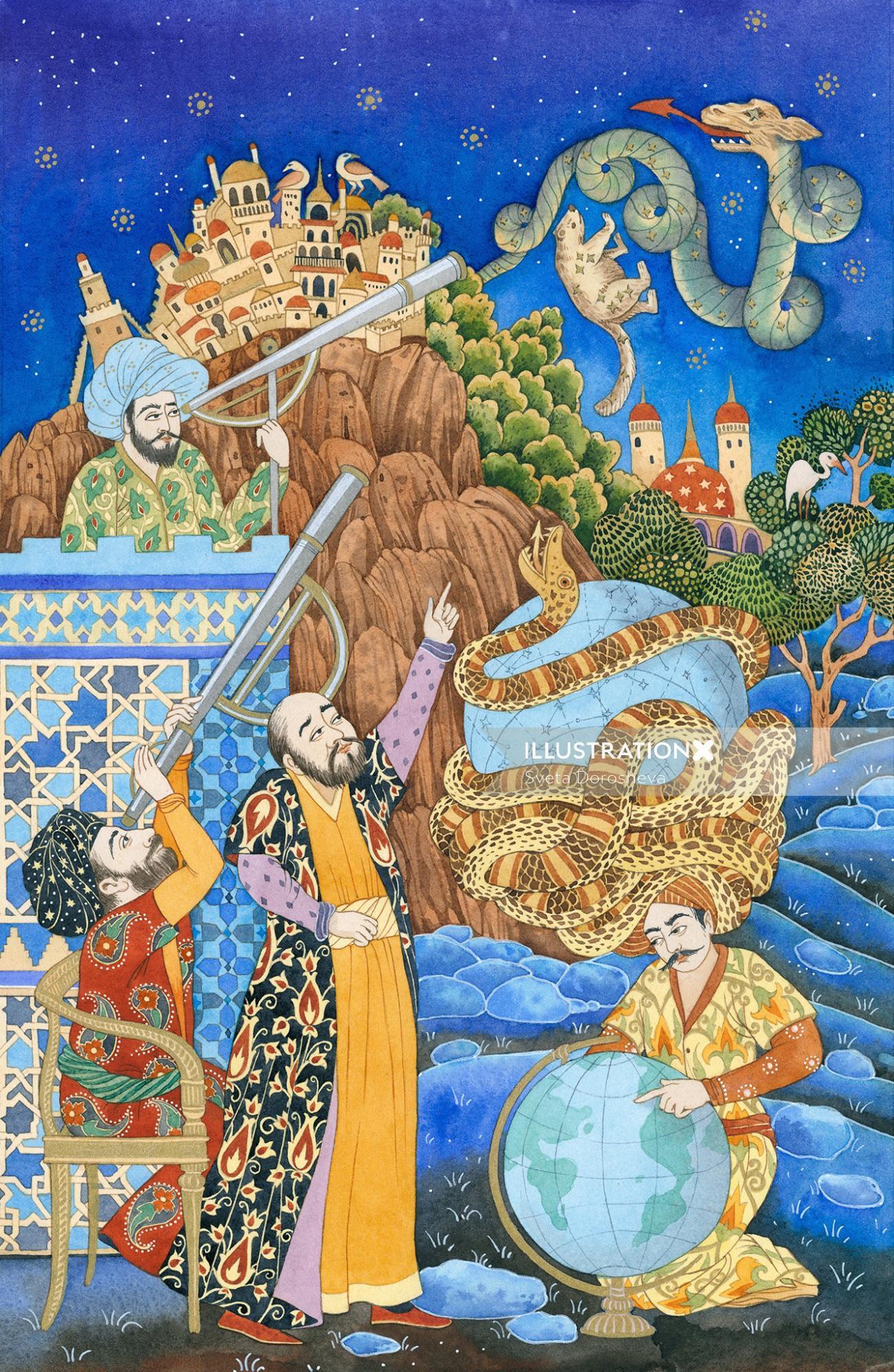 Fantasy Artwork By Sveta Dorosheva