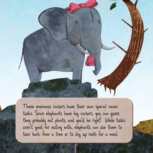 Animal Elephant painting