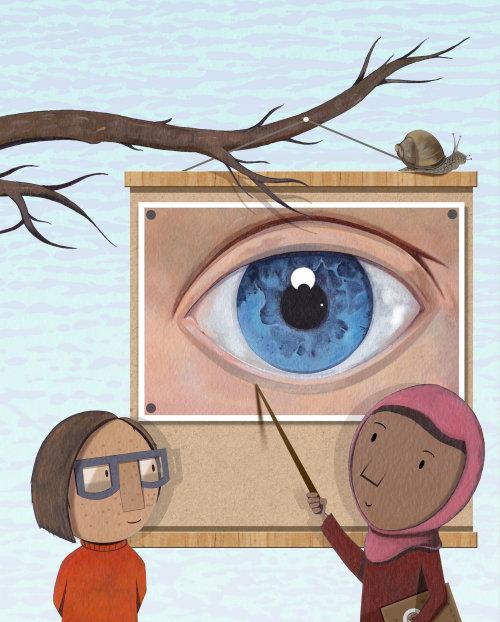Contemporary art of Eye by Eye