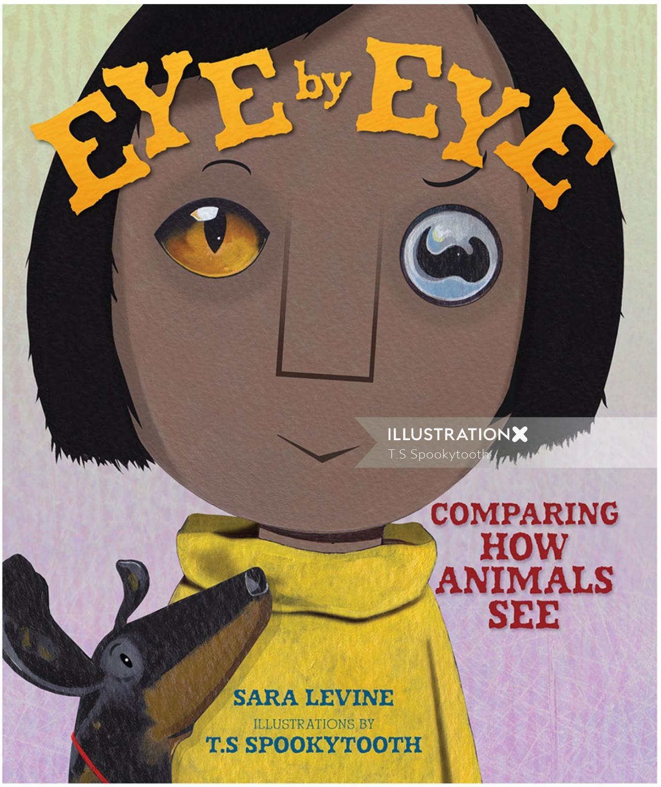 children eye by eye