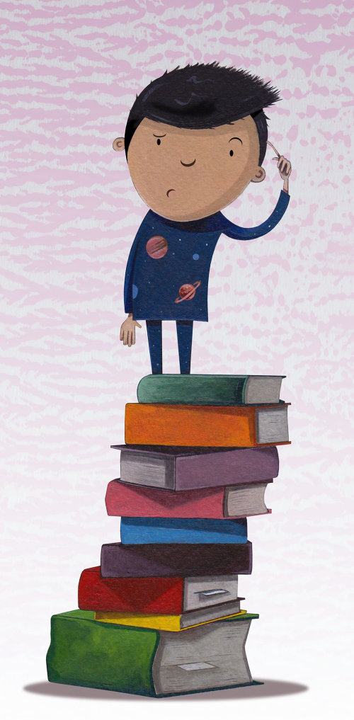 Poster art of World Book Day-2021