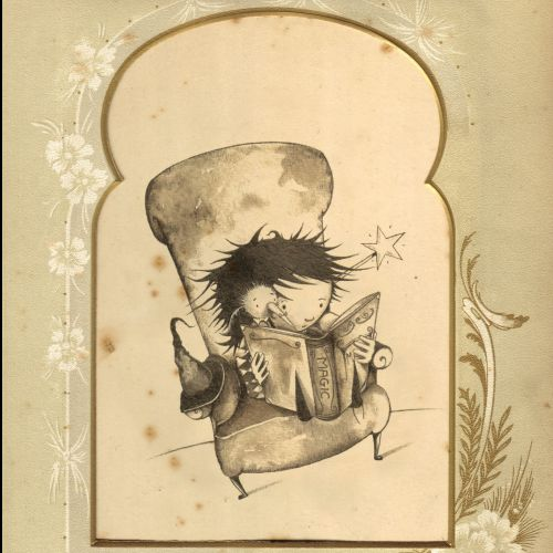 Children's Illustration For The Magic Factory