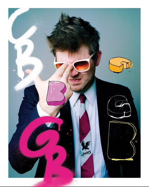 Graphic James murphy
