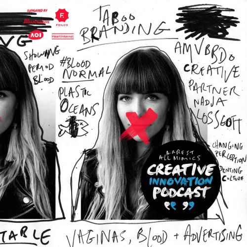 AMV BBDO creative director Nadja Lossgot