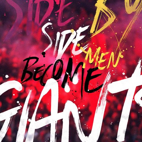 Side by sidemen become giants