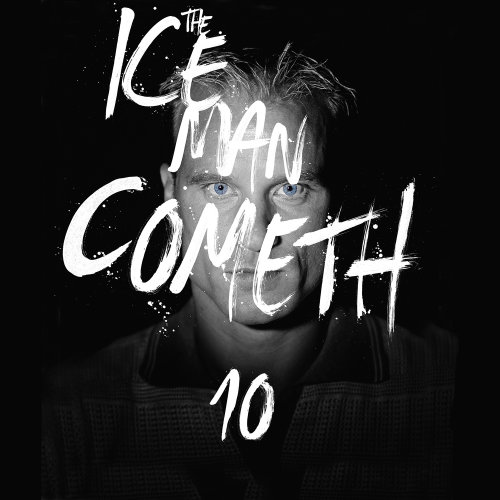 Lettering the ice man cometh