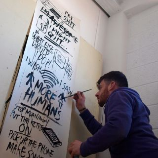 Tallon Type - International typography illustrator. London