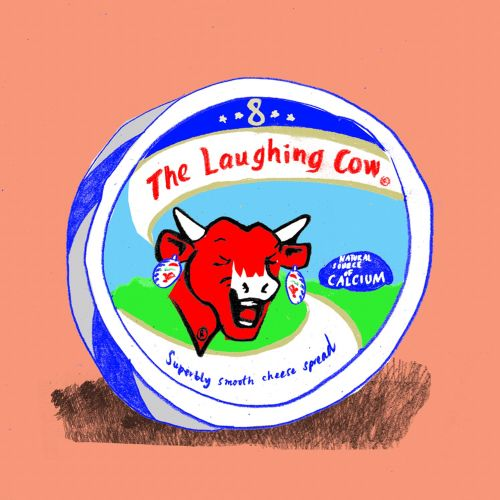 The Laughing Cow Food & Drink packaging
