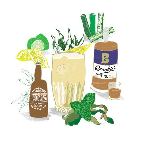 Food & Drink Brookies