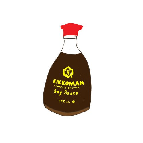 Food & Drinks Kikkoman Soy sauce