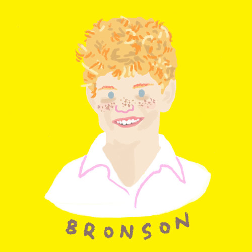 People Graphic Bronson