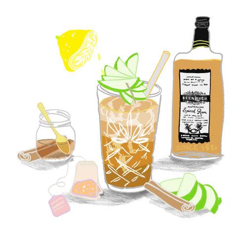 Food & Drink cocktail