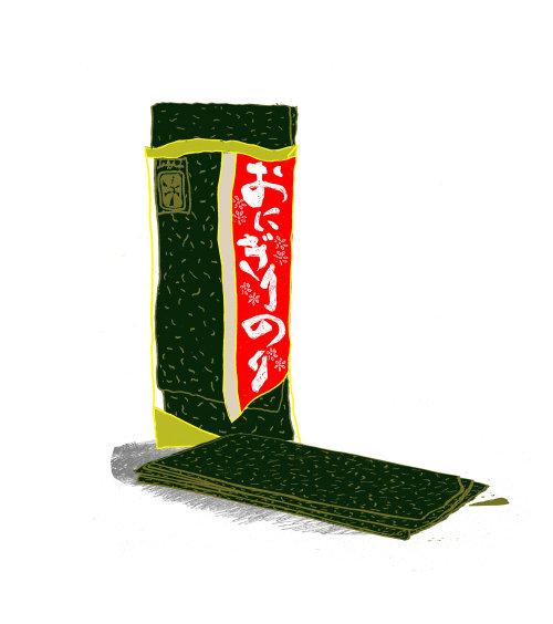 Drawing of green mats