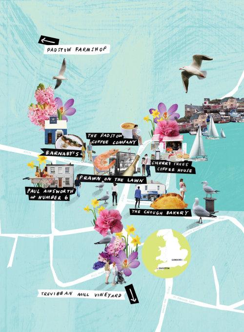 Guia de mapas da cidade