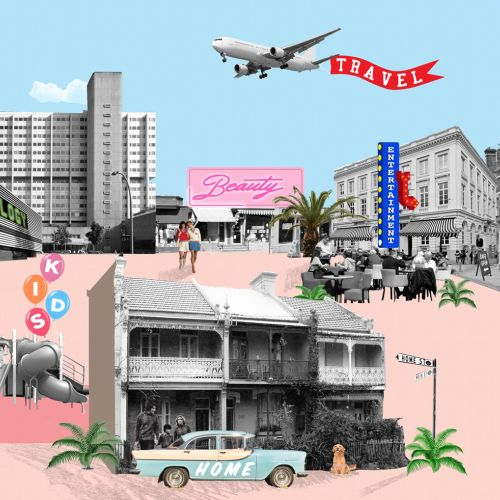 Collage & Montage Travel