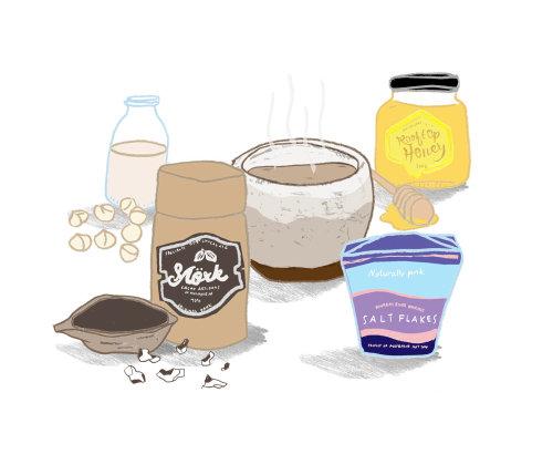Food & Drink snacks
