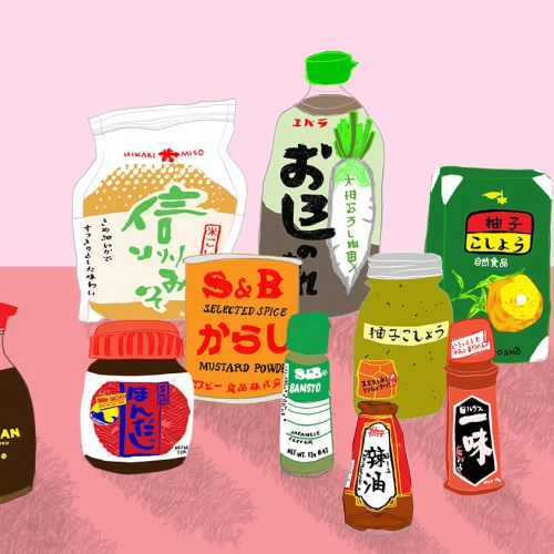 Animation Video of sauces & Juices