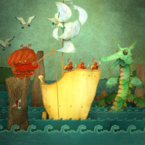 Tapocketa Tapocketa - Handmade Animator and Illustrator, UK