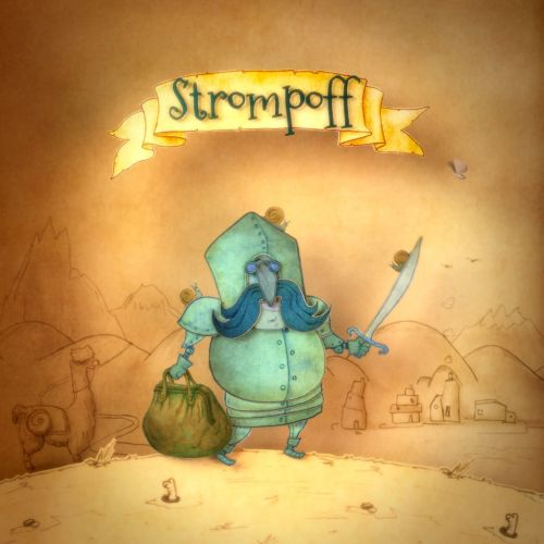 Artwork of Sir Strompoff returns by MiniTonic
